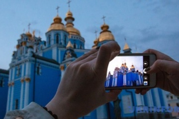 A total of 1.9 mln foreign tourists visited Kyiv last year