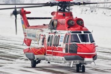 El Servicio Estatal de Emergencias recibe el tercer helicóptero Airbus  (Fotos)