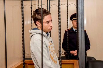 Russia must immediately provide medical care to Pavlo Hryb – U.S. Embassy