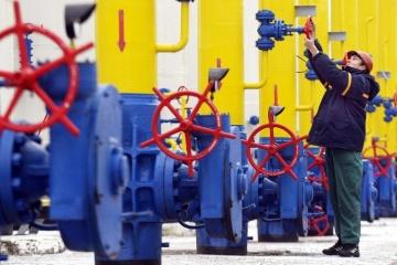 L'Ukraine peut offrir à l'Europe 10 milliards de m³ de gaz dans ses installations de stockage