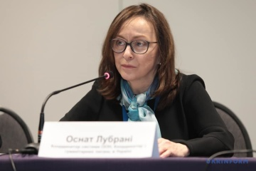 Deputy Head of President's Office Zhovkva meets with UN Resident Coordinator in Ukraine
