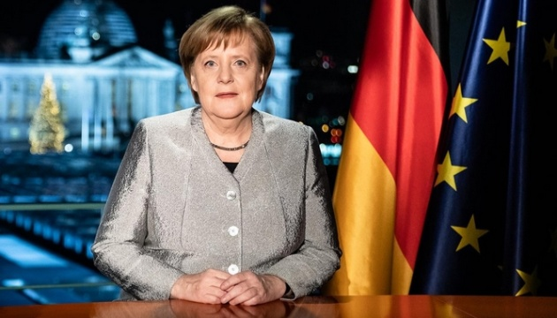 Merkel intends to meet Zelensky soon