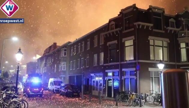 В Нидерландах подсчитали убытки за новогодний огонь
