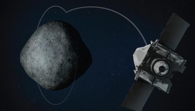 Зонд NASA вышел на орбиту самого опасного для Земли астероида