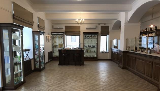 Un musée est ouvert dans une pharmacie de Tchernihiv