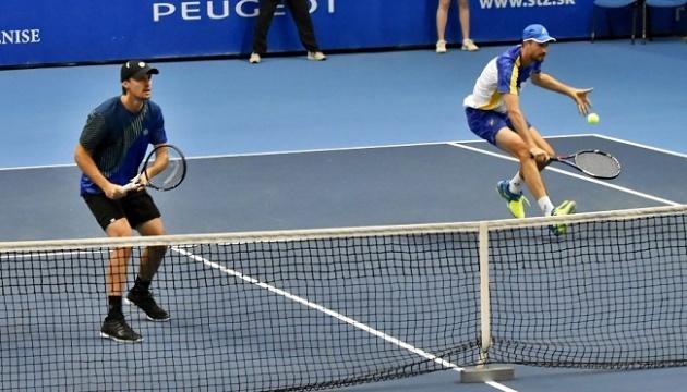 Теннис: Молчанов остановился в парном четвертьфинале турнира АТР в Индии