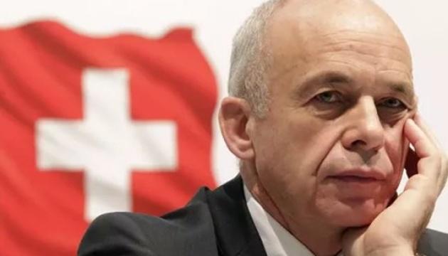 С 1 января в Швейцарии начал работу новый президент Маурер