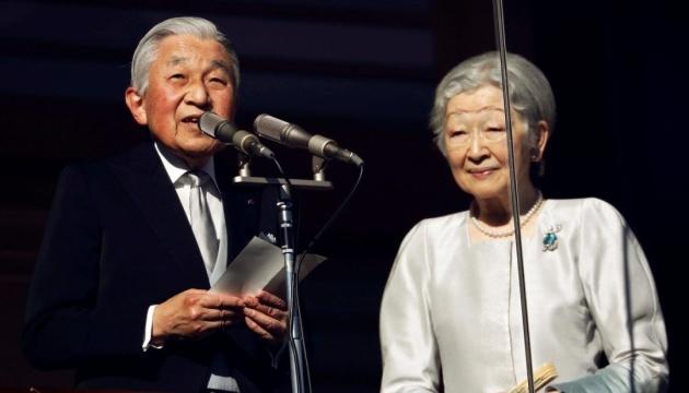 Император Японии Акихито выступил с последним новогодним поздравлением