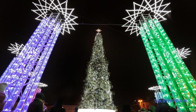 Рождество в Киеве встретят концертами и колядками