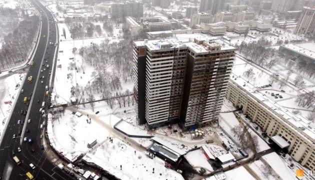 Стоимость жилья в Киеве в прошлом году выросла на 10%