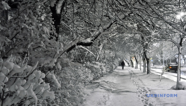 Ukraine expects worsening weather conditions on Jan. 4-5