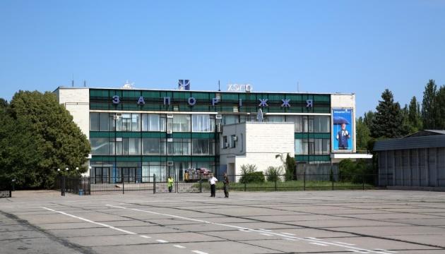 Пассажиропоток запорожского аэропорта вырос до 400 тысяч