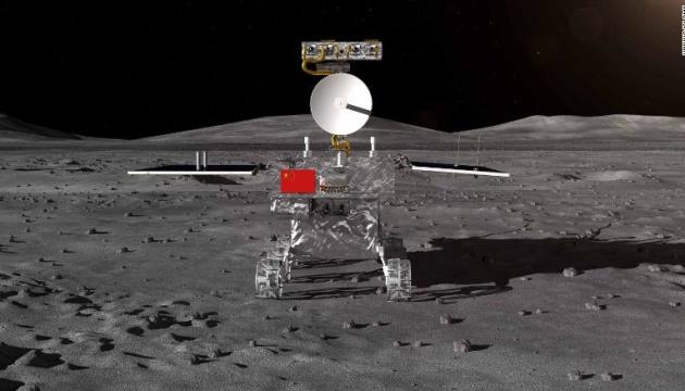 Китайський апарат Chang'e 4 сів на зворотному боці Місяця