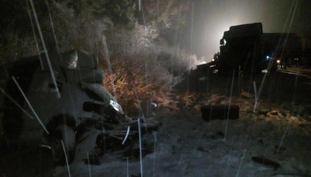 Львівська ОДА просить покарати дорожників за потрійне ДТП з жертвами