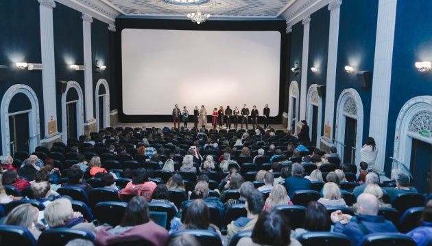 Le festival Docudays UA appelle à protéger la salle du cinéma «Kyiv»