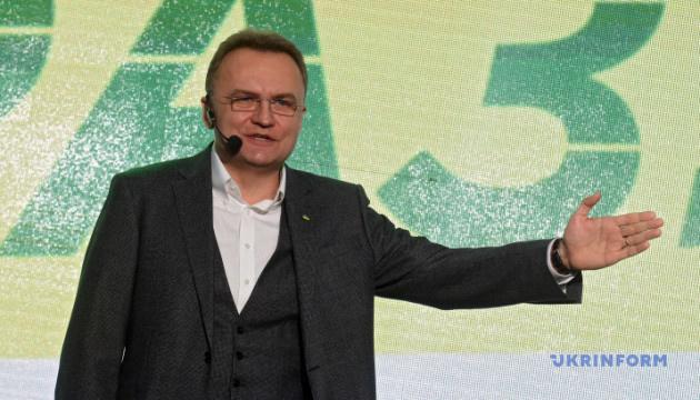 Самопоміч висунула Садового кандидатом у президенти