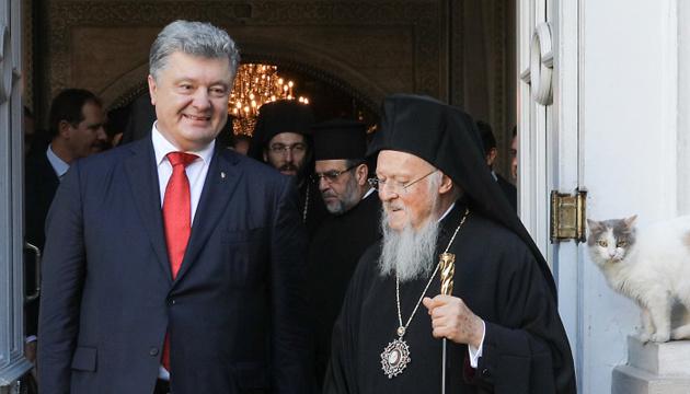 Poroszenko pokazał swój 2018 rok