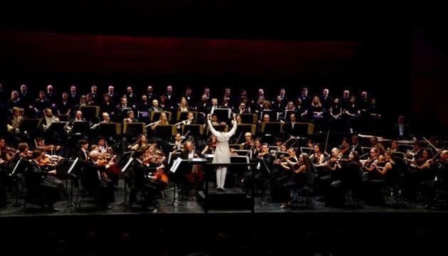 Новорічний концерт під керуванням Оксани Линів з успіхом пройшов у Тіролі