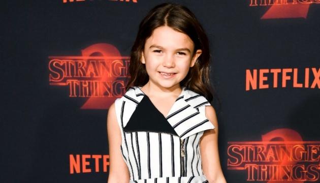 8-летняя голливудская актриса снимает собственный фильм