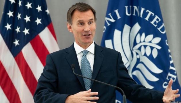 Глава МЗС Британії подякував Порошенку за реформи