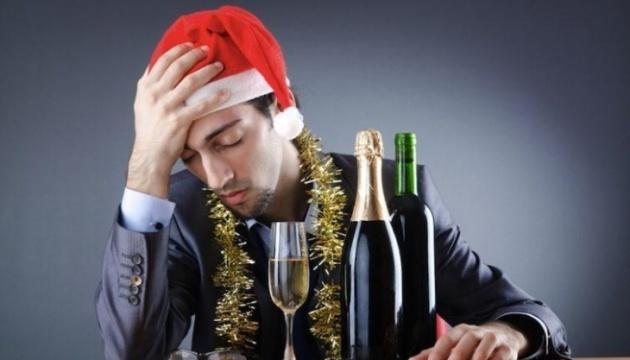В Супрун объяснили, почему новогодние праздники самые тяжелые для здоровья