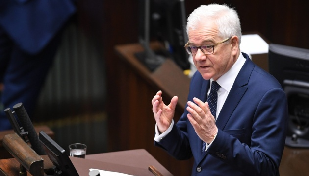 Czaputowicz: Situation in Ukraine to be key issue at UN Security Council