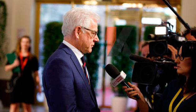 Czaputowicz: UN doesn't accept idea of appointing special envoy for Ukraine
