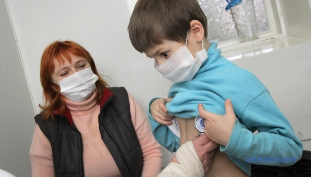На Буковині досі перевищений епідемічний поріг захворюваності на грип та ГРВІ