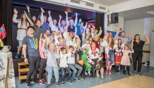 Директор Української школи в Осло: наші діти перемагають у мовних конкурсах в Україні