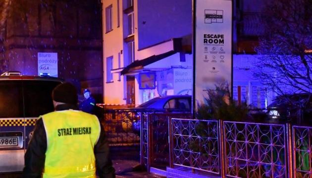 Смертельная игра: в Польше во время пожара в квест-комнате погибли пятеро девушек