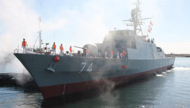 Іран відправить військові кораблі до Атлантичного океану