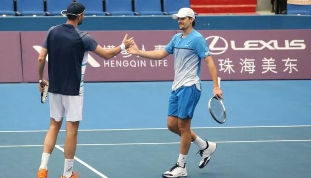 Украинец Молчанов сыграет в основной сетке парного турнира Australian Open