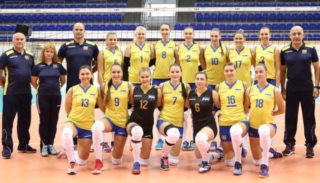 Волейбол: жіноча збірна України перемогла чорногорок і здобула путівку на Євро-2019