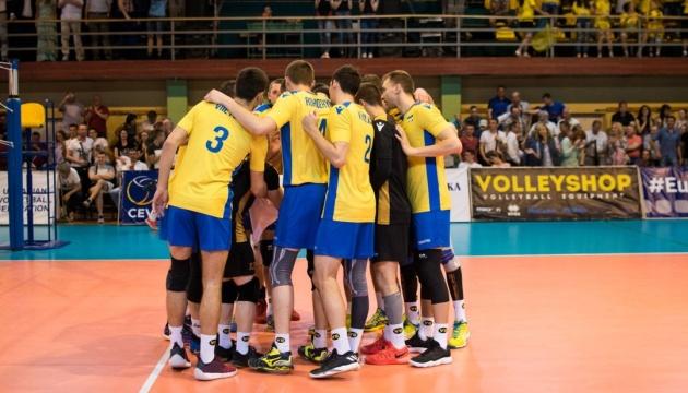 Мужская сборная Украины по волейболу обыграла Македонию и вышла на Евро-2019