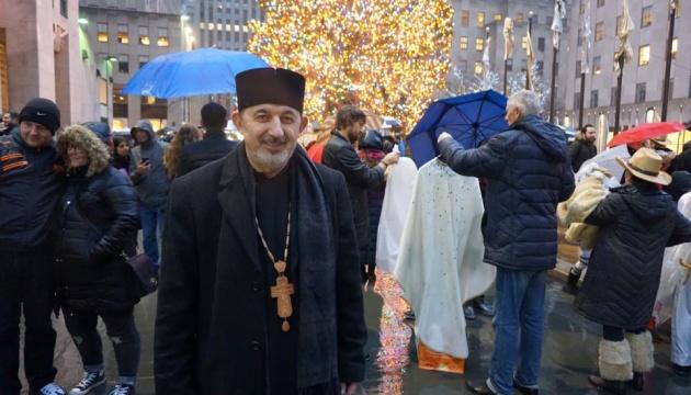 Томос об`єднує українців і робить нас сильними - настоятель церкви у Нью-Йорку