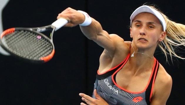 Леся Цуренко уступила в финале турнира в Брисбене