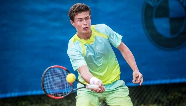 Украинец Ваншельбойм завоевал первый профи-титул в теннисной карьере