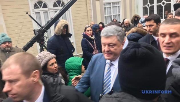 Bartholomew will forever remain in history of Orthodox Church - Poroshenko