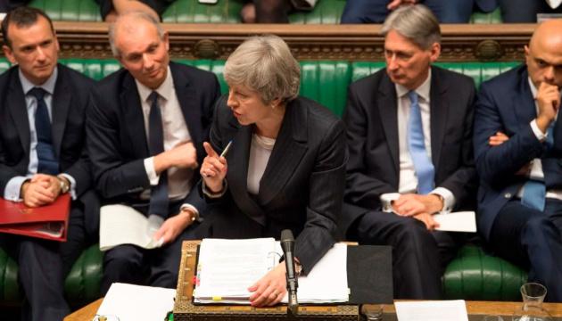 Міністр фінансів Британії - проти відставки Мей