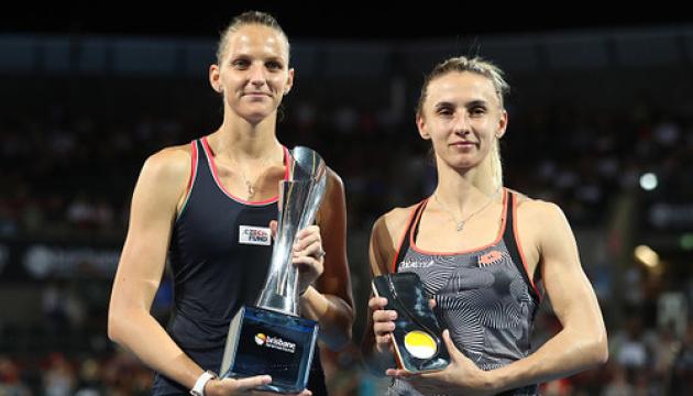 Теннис: Цуренко и Плишкова снялись с турнира в Сиднее
