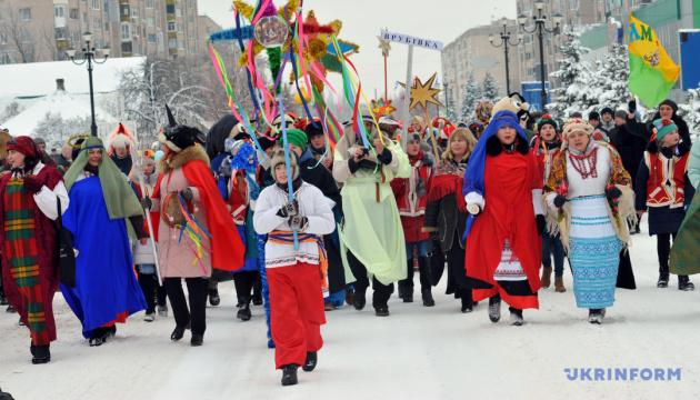 Христиане восточного обряда празднуют Рождество