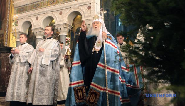 Украинская церковь станет второй по величине среди православных в мире — Филарет
