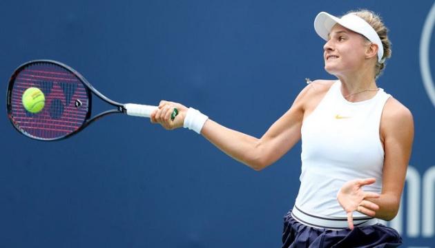 Теніс: Ястремська подолала перше коло на турнірі в Гобарті