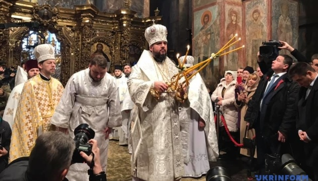 Епіфаній заявляє про мирне приєднання парафій попри провокації РПЦ
