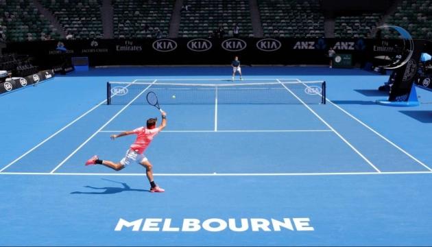 Теніс: українці дізналися суперників у кваліфікації Australian Open