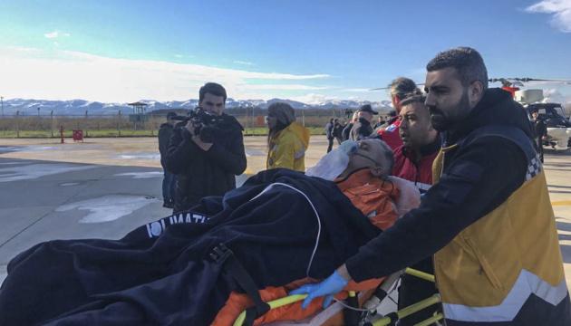 Українських моряків у Туреччині випишуть із лікарні в четвер - посол