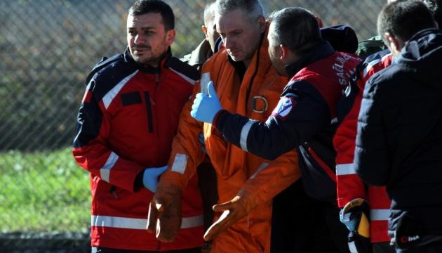 Стали відомі імена моряків, які вижили в катастрофі біля берегів Туреччини