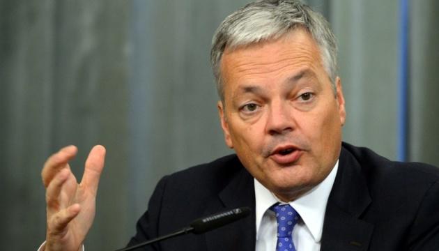 Глава МЗС Бельгії підтвердив висування на посаду генсекретаря Ради Європи