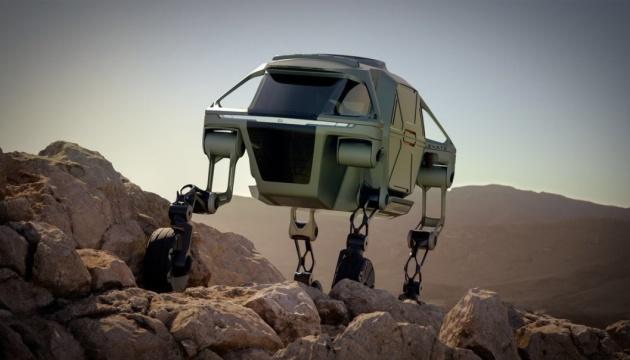 Hyundai создал автомобиль-робот для спасательных операций