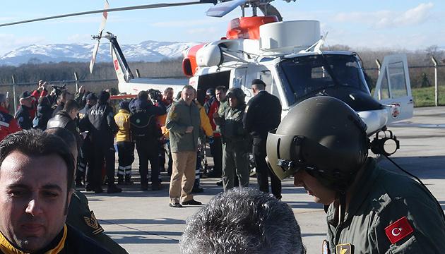 Семеро моряков затонувшего возле Турции судна прибыли в Одессу